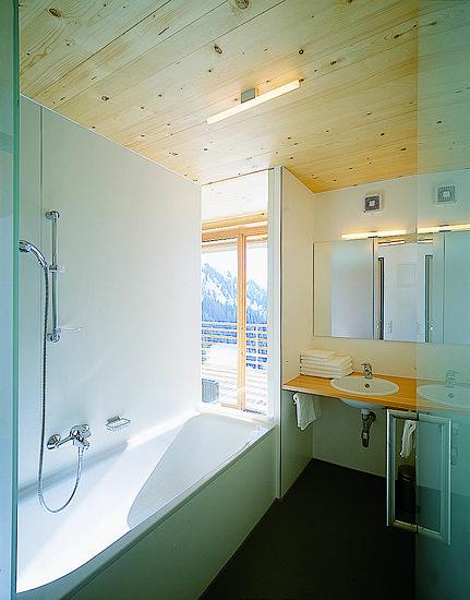 Appartementhaus Lechblick // Warth, Vorarlberg, Österreich