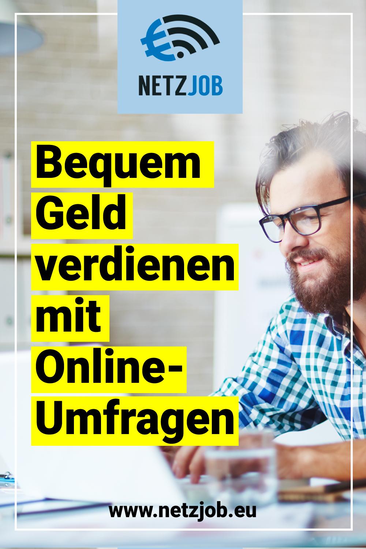 online umfragen ausfüllen geld verdienen