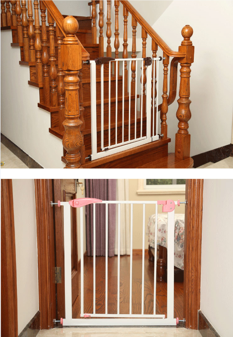 Walk Through Safety Gate Baby Infant Toddler Child Pet Dog Doorway Stairs Color 5 Colors For Your Choose Wish Stairs And Doors Stairs Colours Baby Safety Gate Children safety gates for stairs
