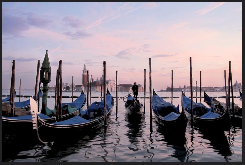 Venise par Marie L.Manzor