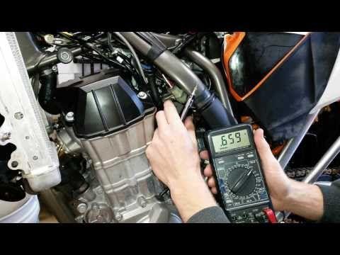 KTM TPS Throttle Position Sensor Adjustment Tool   MotoPsycho