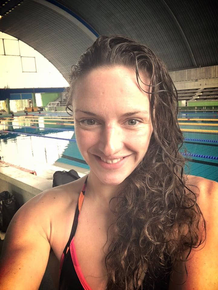 1 katinka hosszu sport pinterest sporty girls for Swimstyle pool