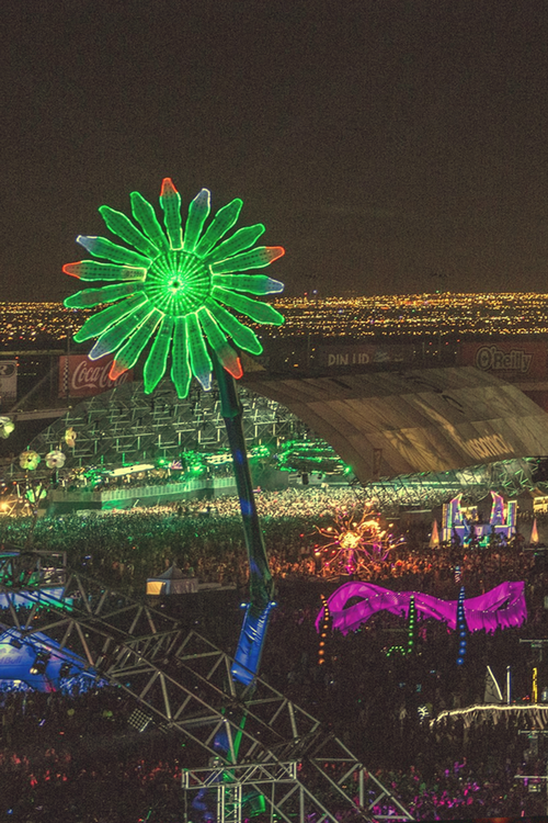 EDC Las Vegas 2013---I miss the daisy :( come back to Chicago fools ...