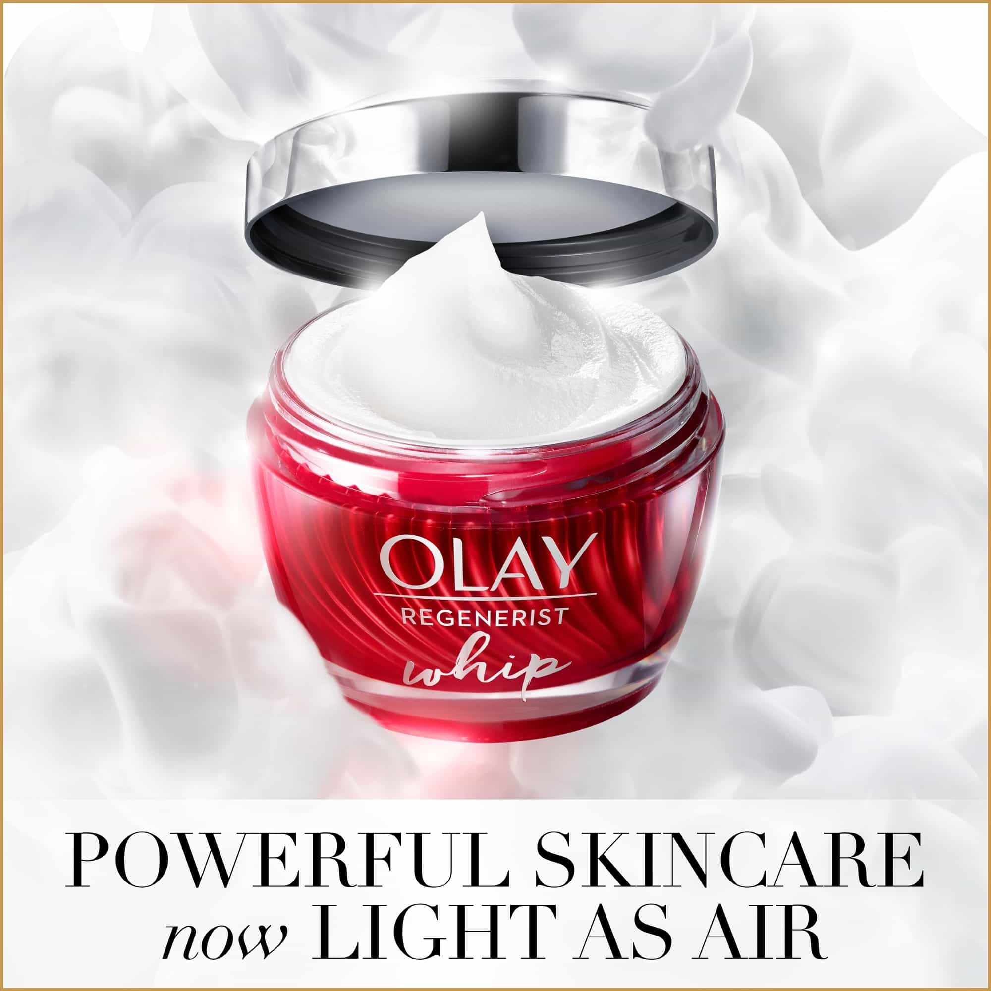 Olay Cosmetics and Beauty minimal content for Amazon by
