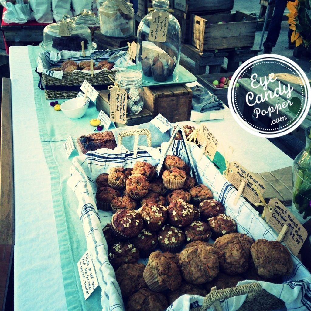 Cutest Farmers Market Table Local farmers market