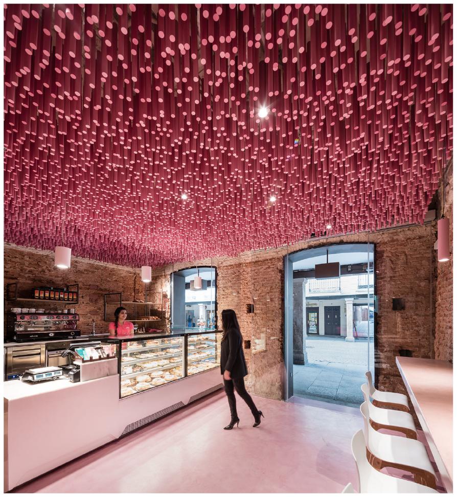 a padaria mais linda que já vimos | visual merchandising, coffee