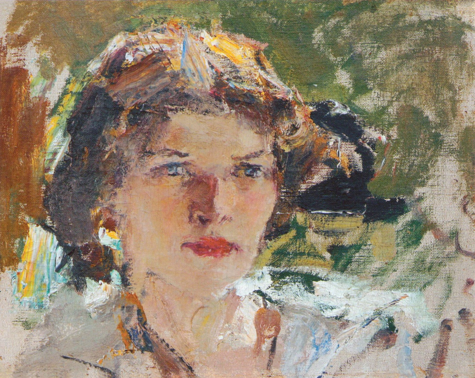 woman. Feshin