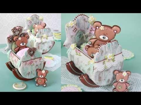 3D Cookie Cradle  - YouTube
