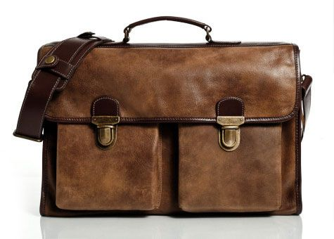 Old fashion school bag 70
