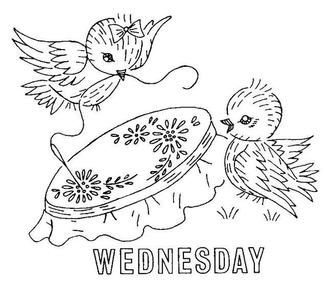 Tri-chem # 0673 p. 03 a | Bordado, Dibujo y Dibujos para bordar