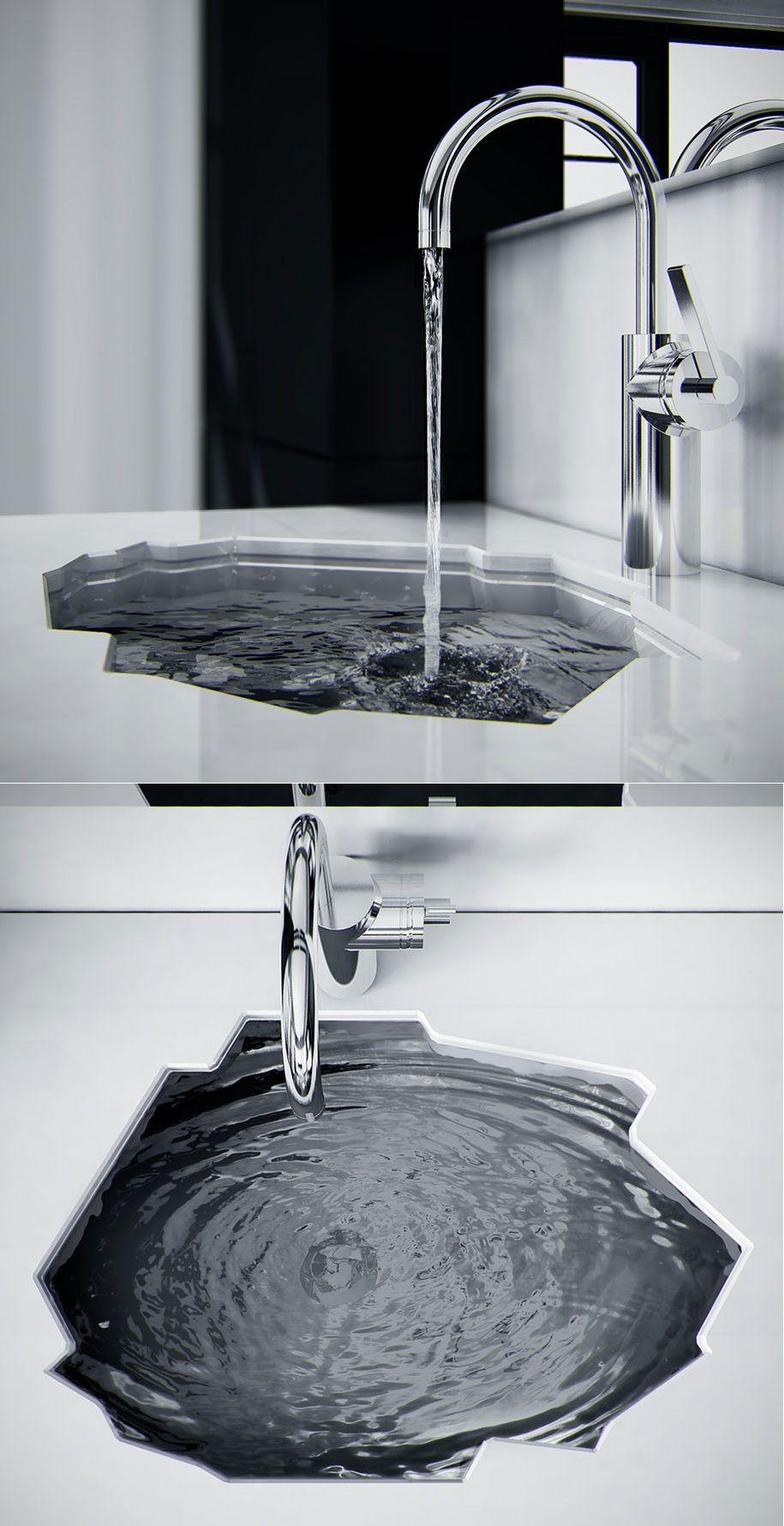 Lavabos De Diseno