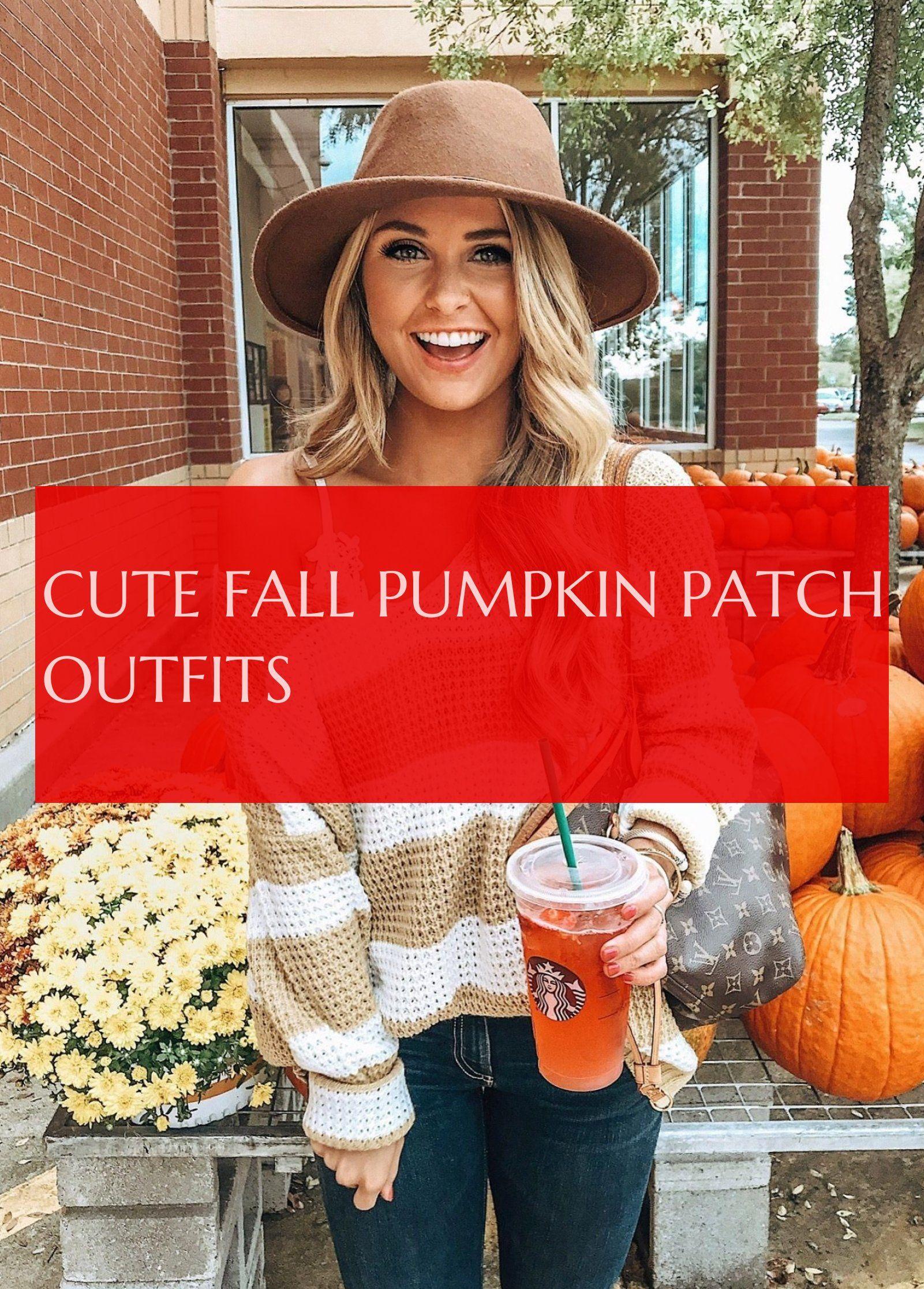 cute fall pumpkin patch outfits #pumpkinpatchoutfit