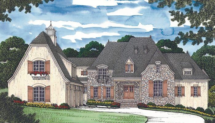 House Plans Designer Favorites Living Concepts House Plans Country Style House Plans French Country House French Country House Plans