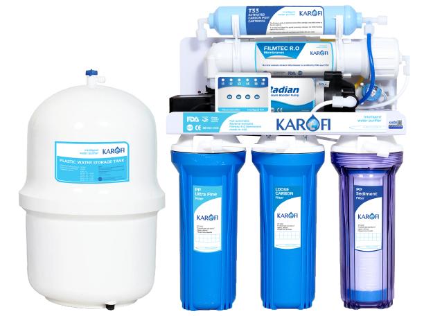 Giá máy lọc nước Nano đang ở mức nào trên thị trường