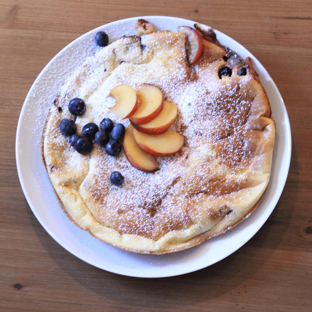 Keto Mug Pancake
