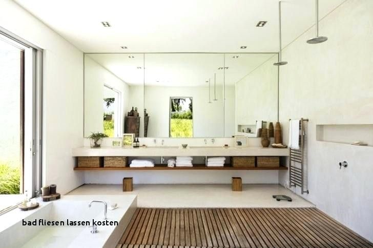 Badezimmer Fliesen Legen Kosten Stock In 2020 Bathroom Bathroom Vanity Double Vanity