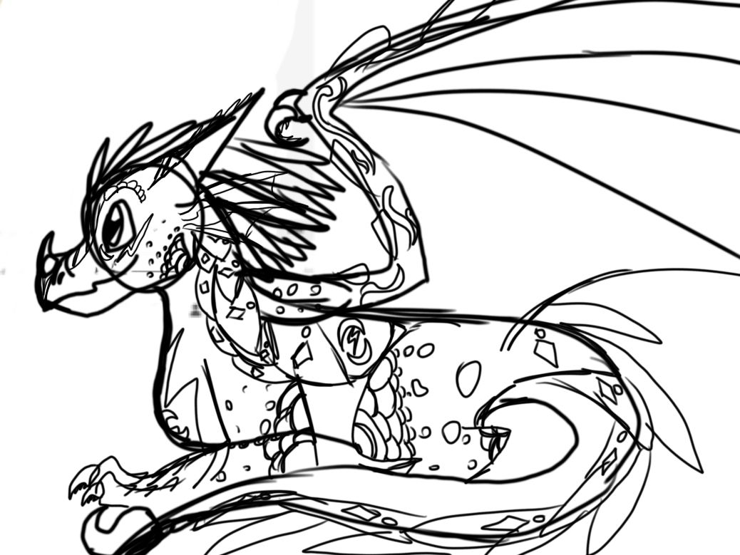 A New Look I M Working On Drachen Pinterest Drachen