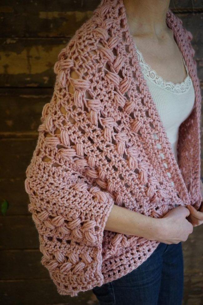 Pin von Tejiendo Colores auf Indumentaria y accesorios Crochet ...