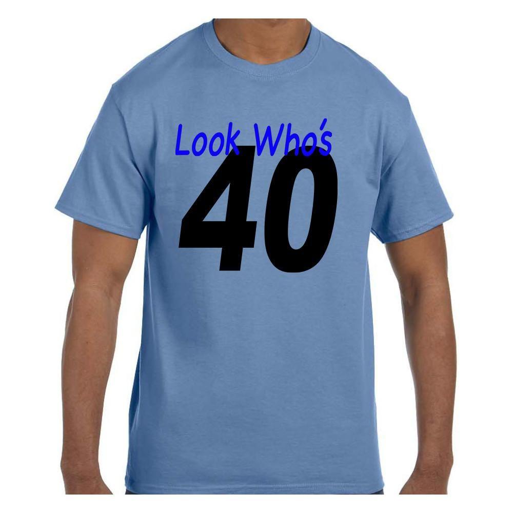 Funny Humor Tshirt 40th Birthday