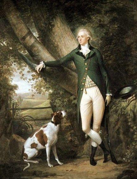 Britain1785 John Cockburn Ross by Alexander Nasmyth (Scottish artist, 1758-1840)