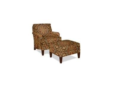 Craftmaster Chair, 021910, At Schmitt Furniture Company In New Albany, IN.