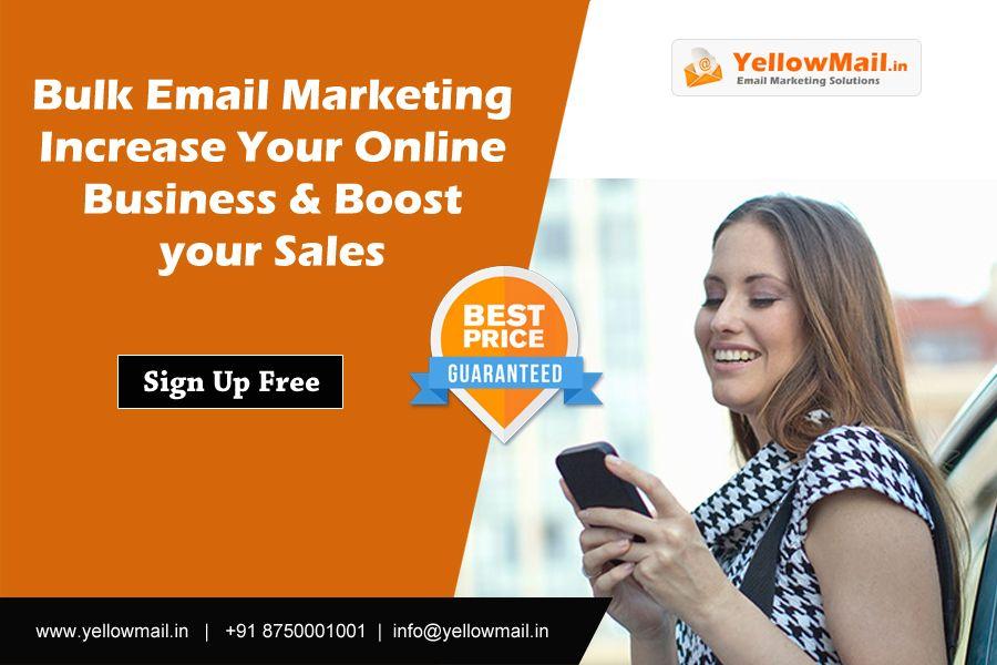 Pin by chandan raj on Yellow Mail Email marketing