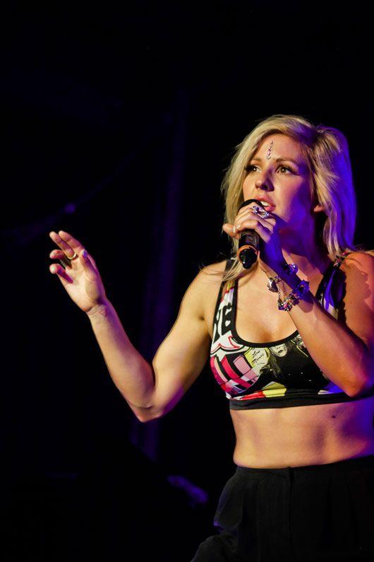 Ellie Goulding at the Hordern Pavilion, 3rd June 2014, Sydney.