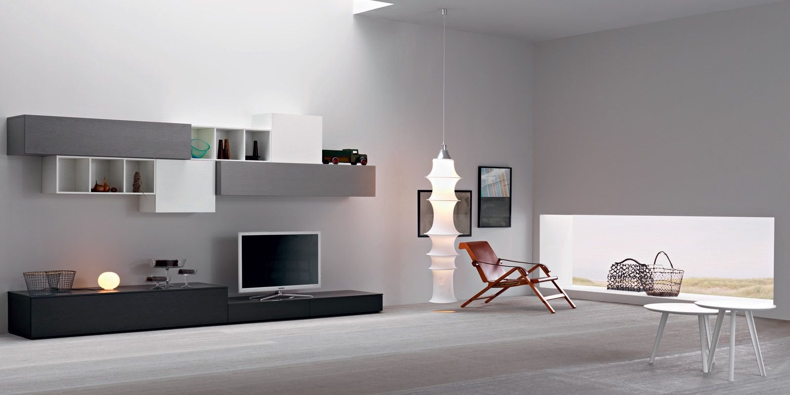 Affianco wall system by Sangiacomo | spaces of interest | Pinterest ...