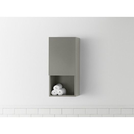 Photo Gallery For Photographers IKEA bathroom with grey brown tiles and white stained oak effect wash stand and high cabinet Combined with a white wash basin and a wall cabinet with