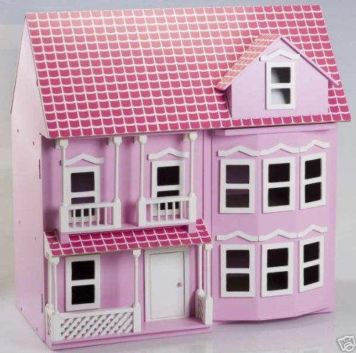 Pin By Judi Frabosilo On Pink Dolls Wooden Dolls House Furniture