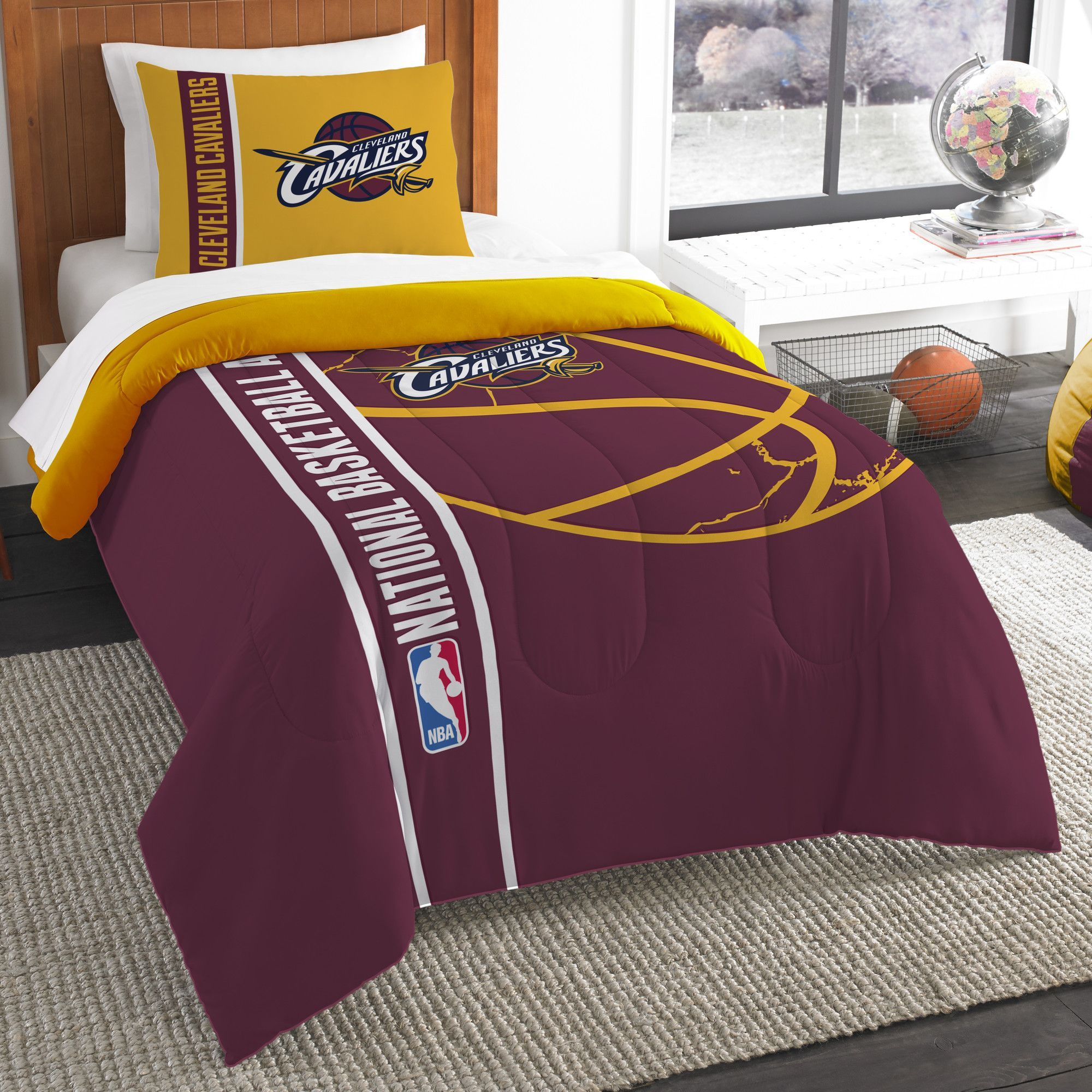 Northwest Co Nba Cavaliers Basketball 2 Piece Twin