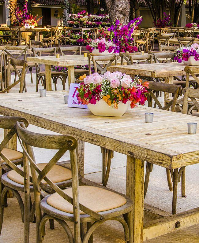 Mobiliario Vintage Wedding Boda Decor Casa De Eventos