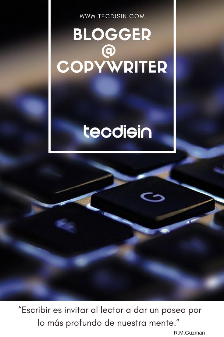 El #Blogger es el redactor publicitario, quien escribe los ...