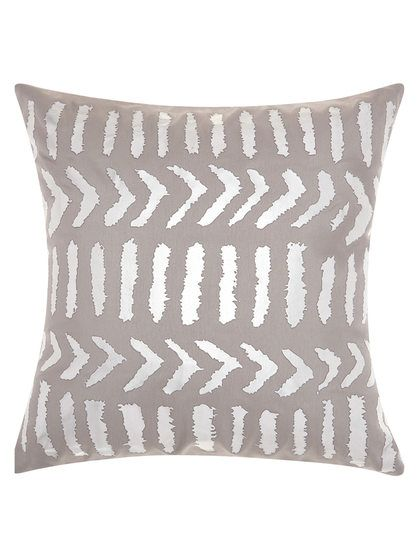Mina Victory Luminecence Raised Tribal Print Throw Pillow By Nourison At Gilt