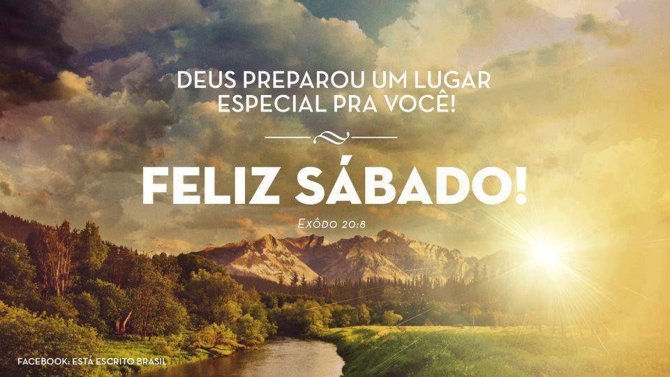 Feliz Sabado Bom Dia Clique Na Imagem E Encontre Lindas: Mensagens De Feliz Sábado Adventista