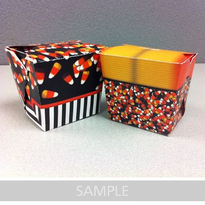 This week's Free Gift -Candy Corn Take Out Box by: StoryRock