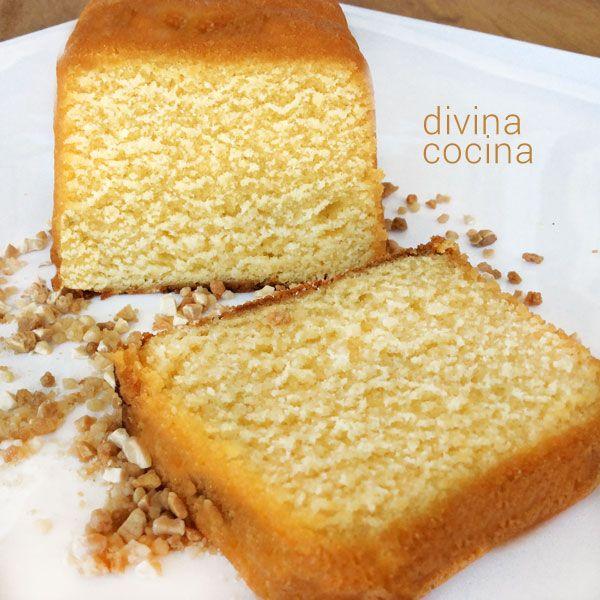 El bizcocho de mantequila pound cake es un gran cl sico - Mundo de la reposteria ...