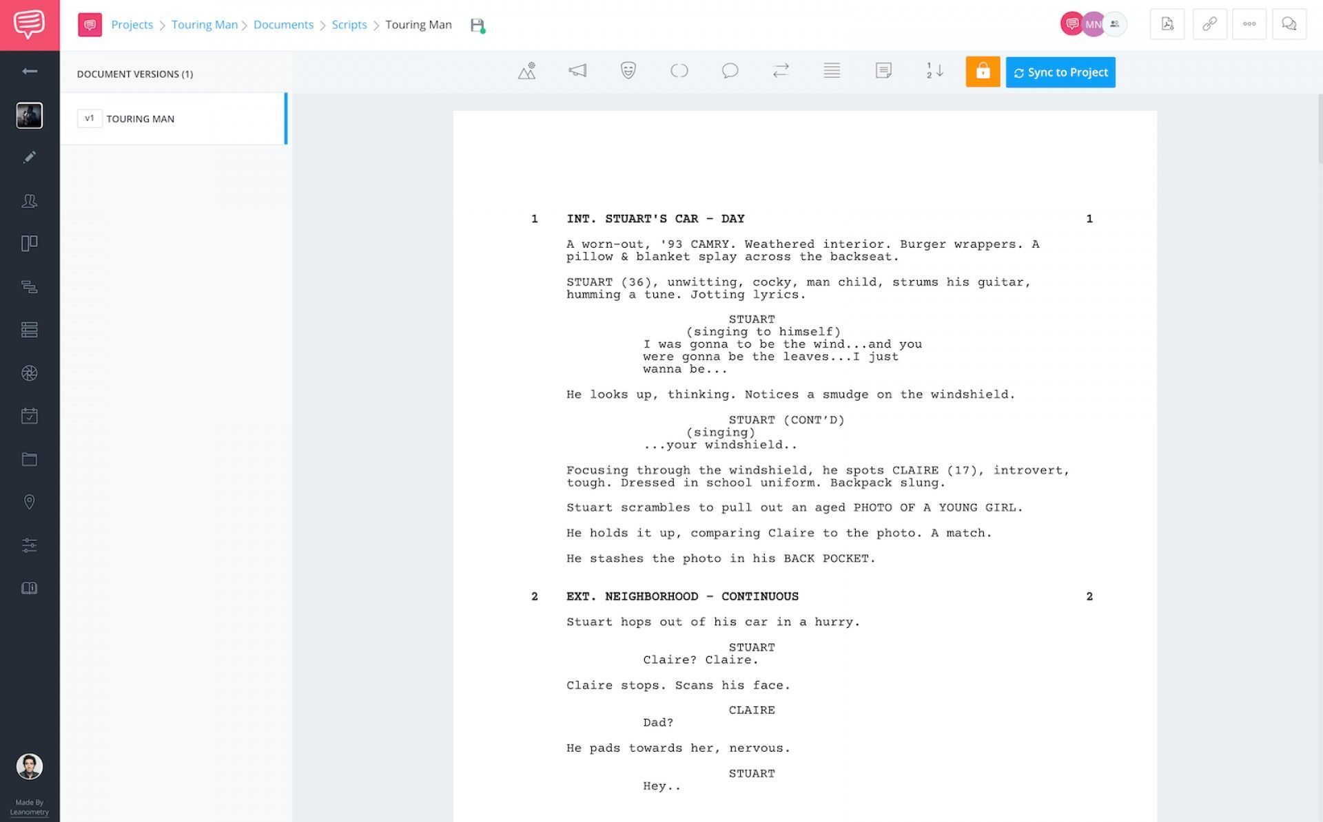 The Amazing 020 Microsoft Word Screenplay Template Ideas Format