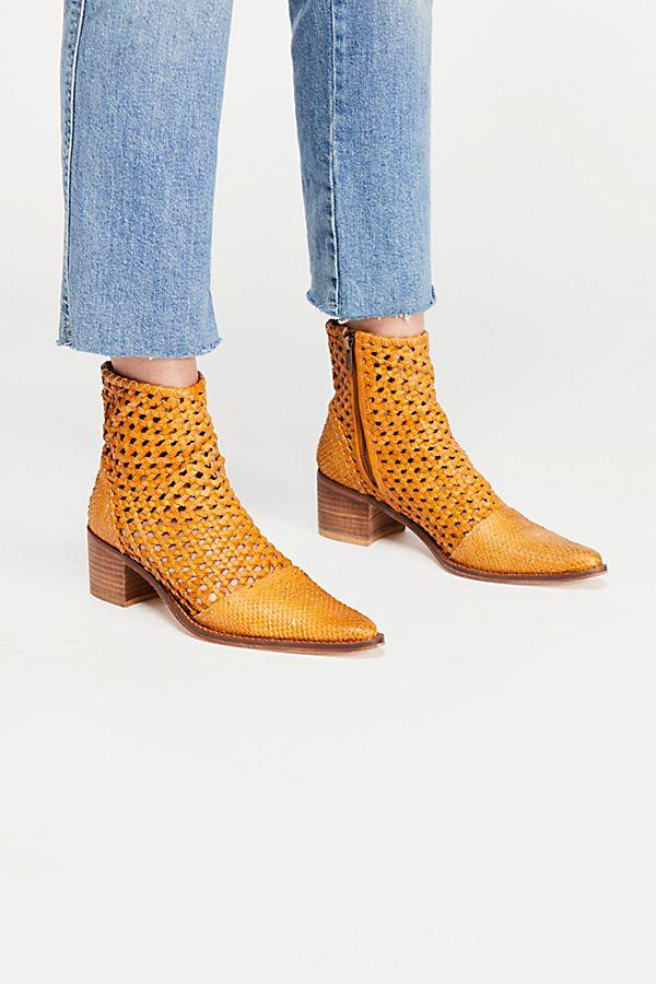 d2884bdd5df0 Free People In The Loop Woven Boot Free People Boots