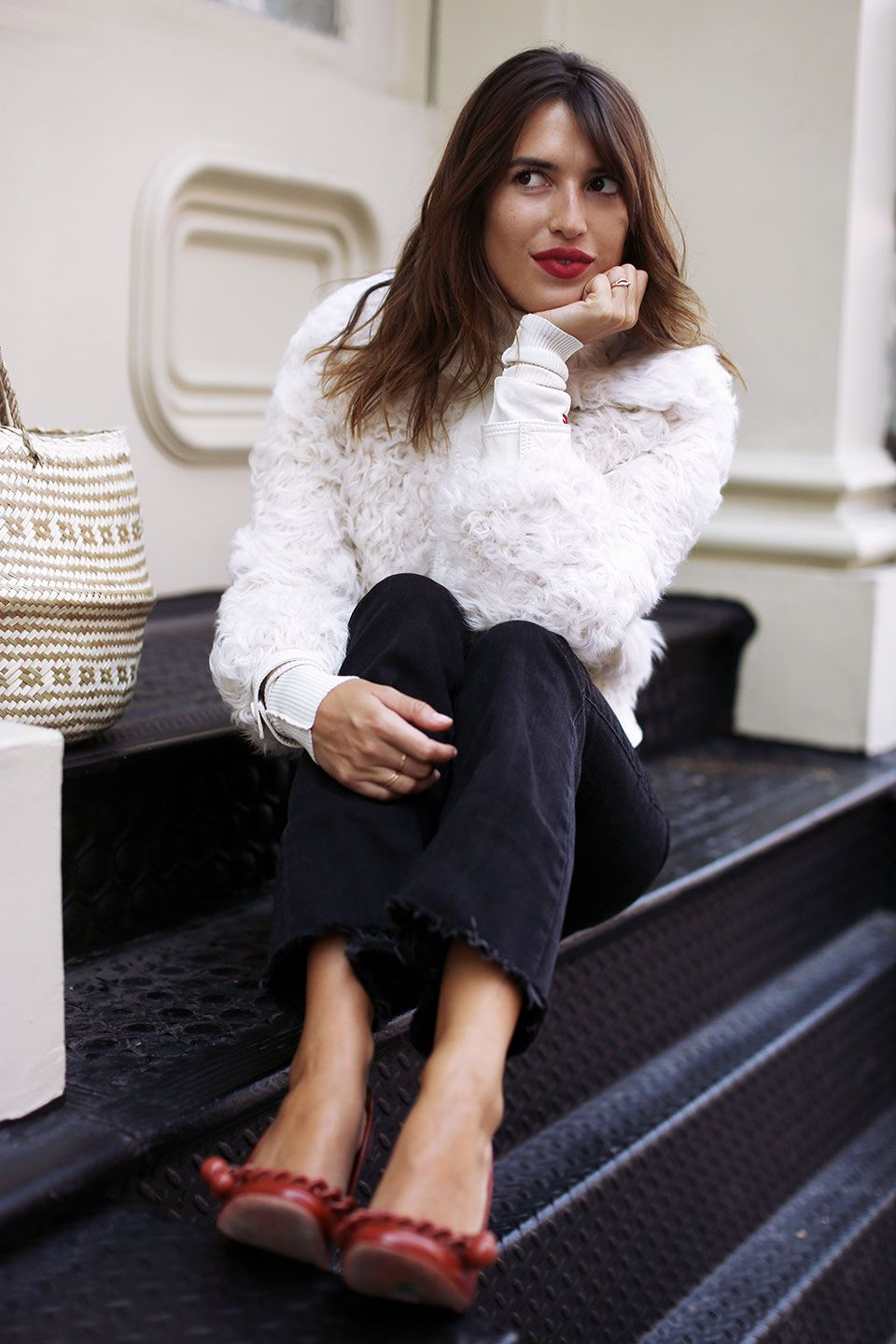 Jeanne Damas On: Holiday Parties & Style Tips | Tory Daily