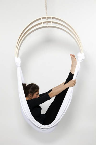 Zen Circus Chair Design Hanging Hammock Chair For Exercising Meditation Chair Aerial Yoga Chair