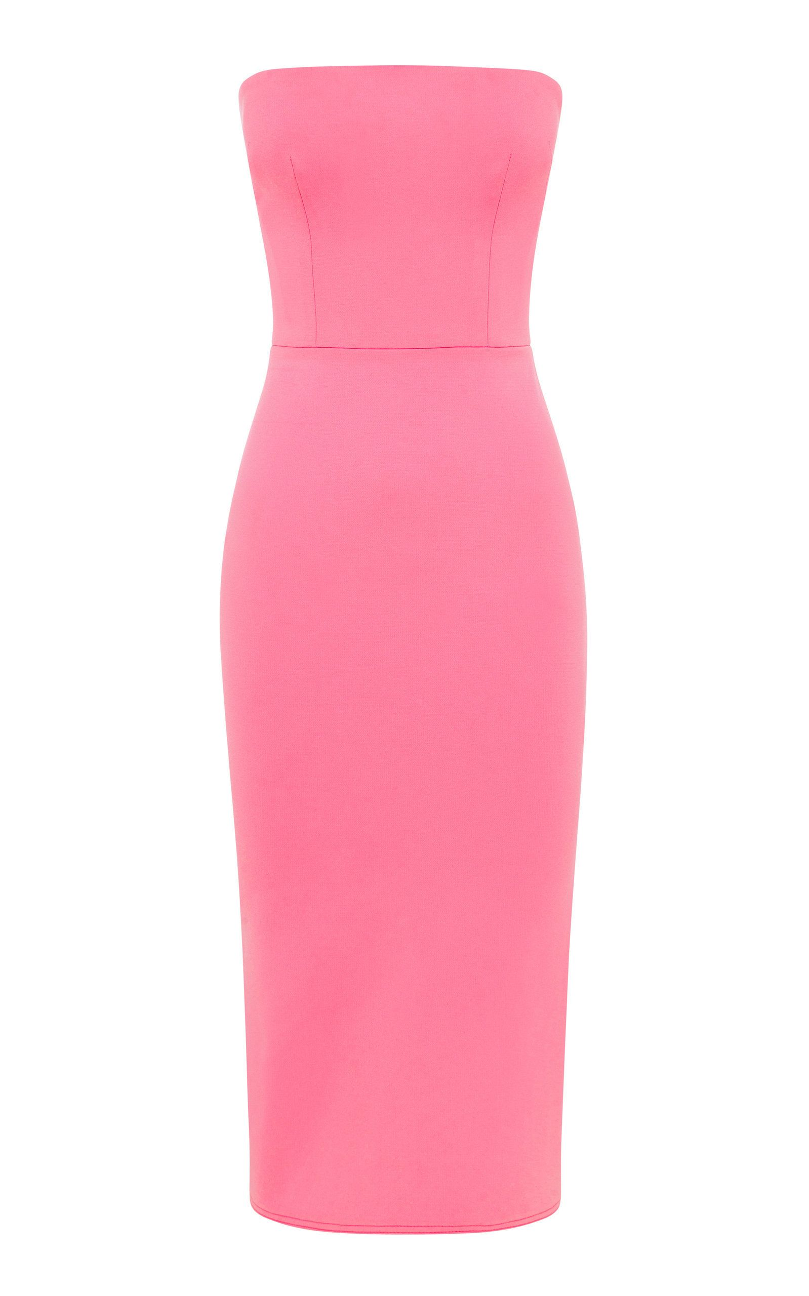 Alex Perry Kenzie Stretch Strapless Lady Dress | Fashion Lust ...