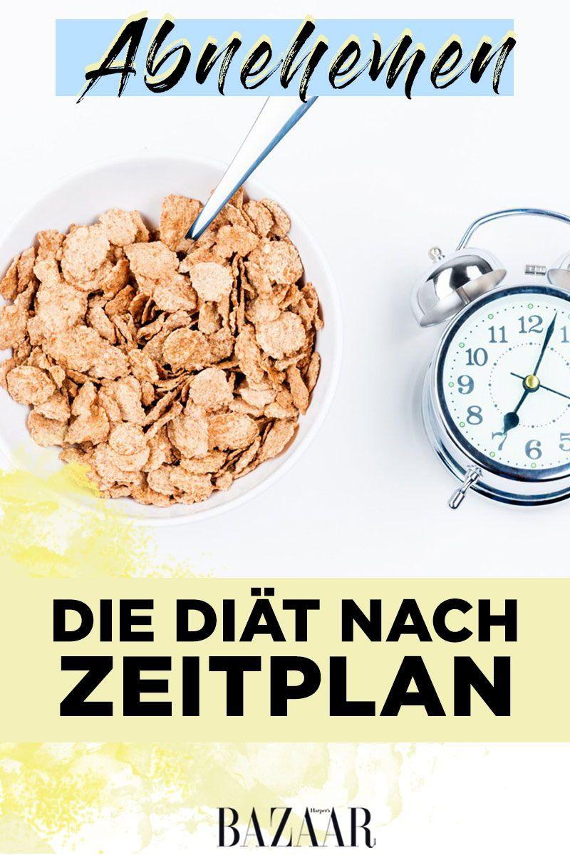 Wie man isst, um Gewicht zu verlieren