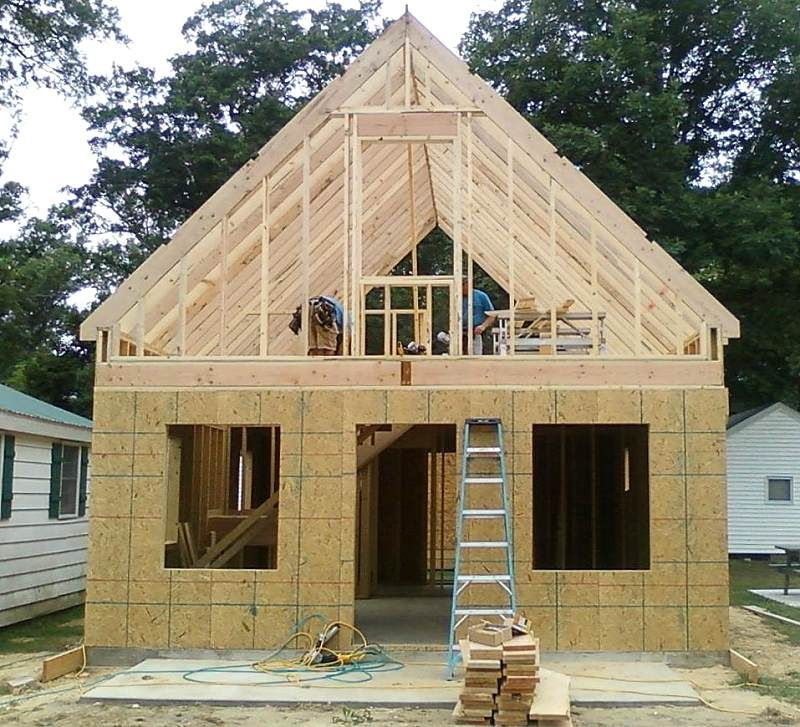 Simple Country Cottages Weeks After Getting The Plans Porch House Plans Double Storey House Plans Double Storey House