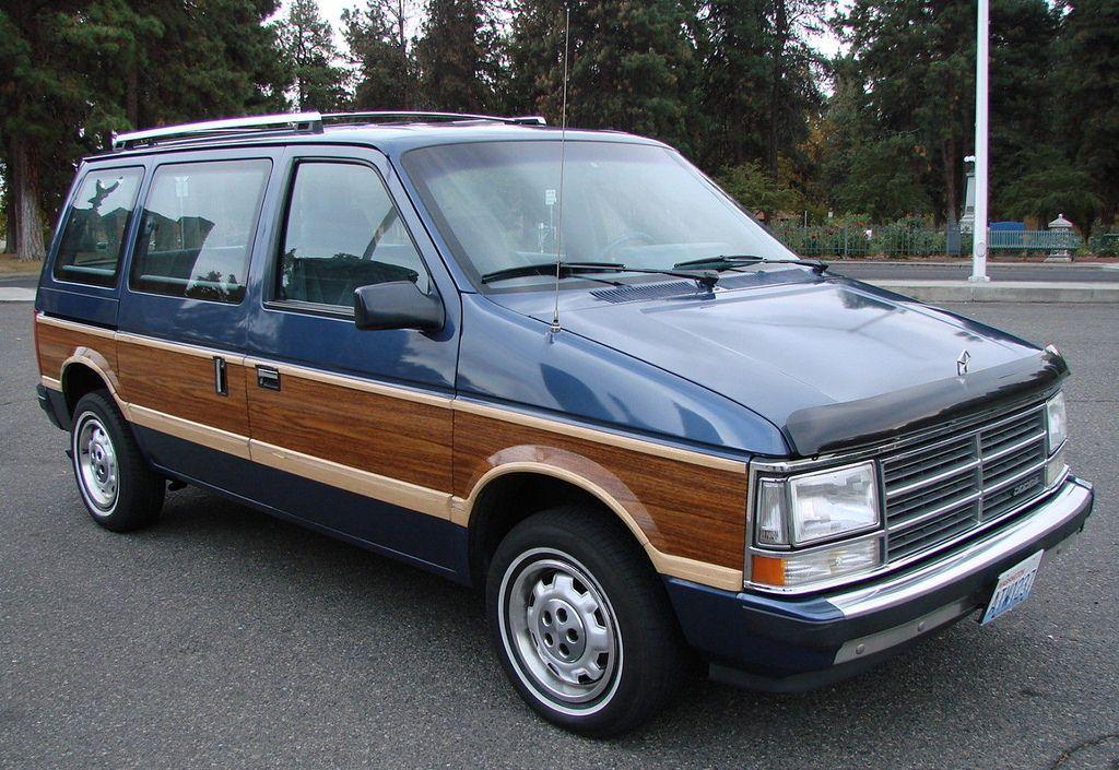 1989 Dodge Caravan SE | Dodge | Dodge, Caravan, Vehicles