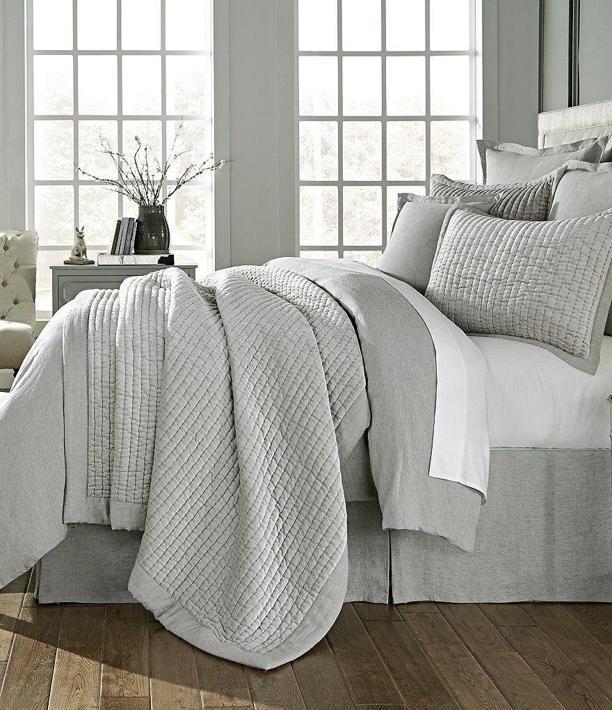 southern living madison velvet & linen quilt mini set | penny