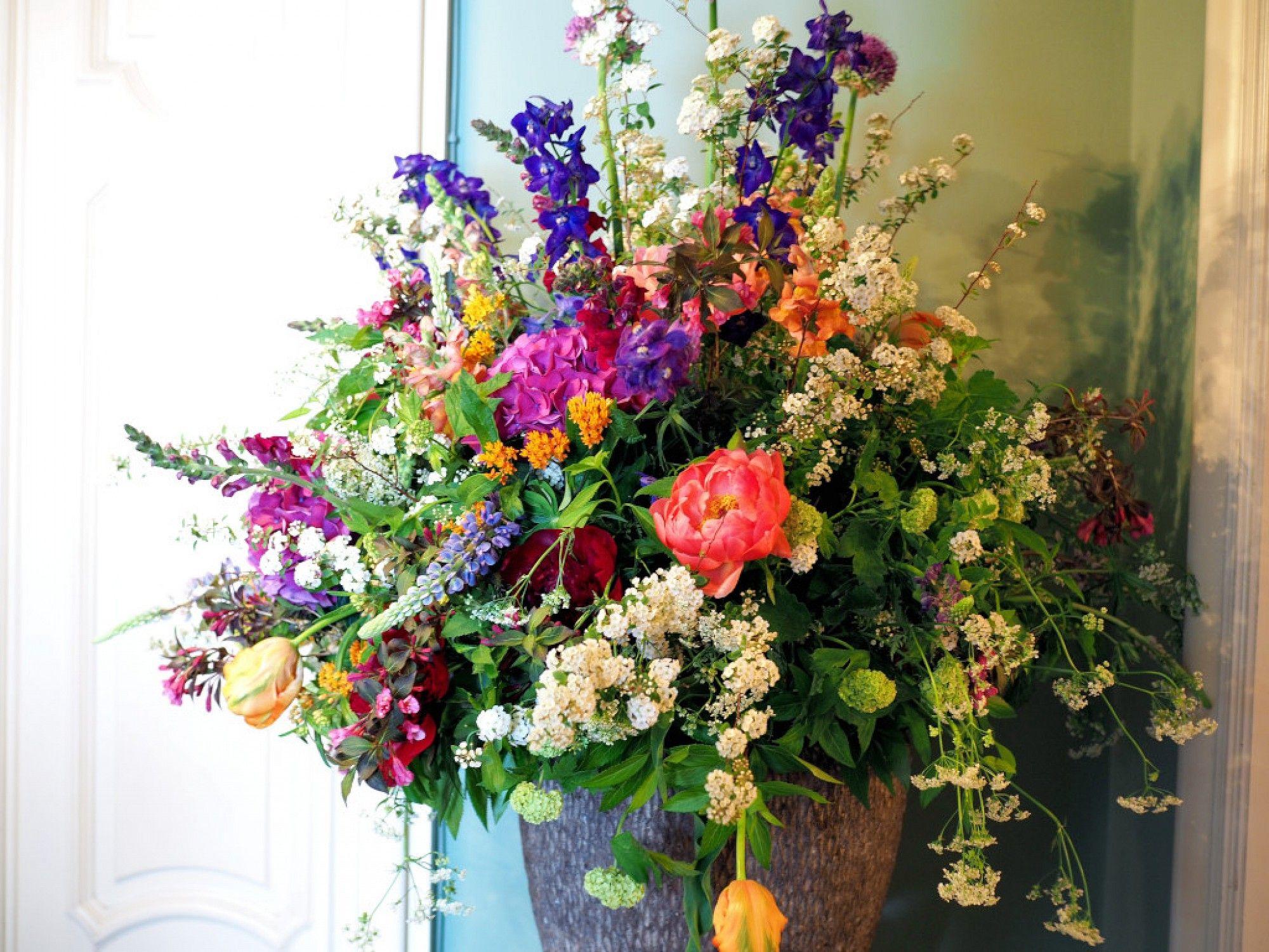 Pin Von Blumen Koch Berlin Auf Beautiful Flowers Heiraten In Berlin Blumen Kirchenschmuck