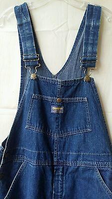 Oshkosh bib overalls for adults