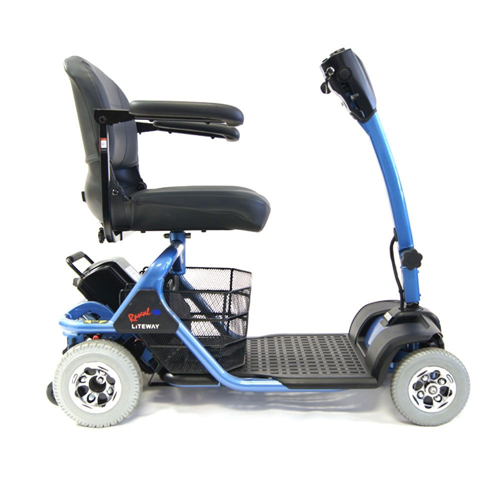 Electric mobility scooters superior mobility aids for disabled and elderly