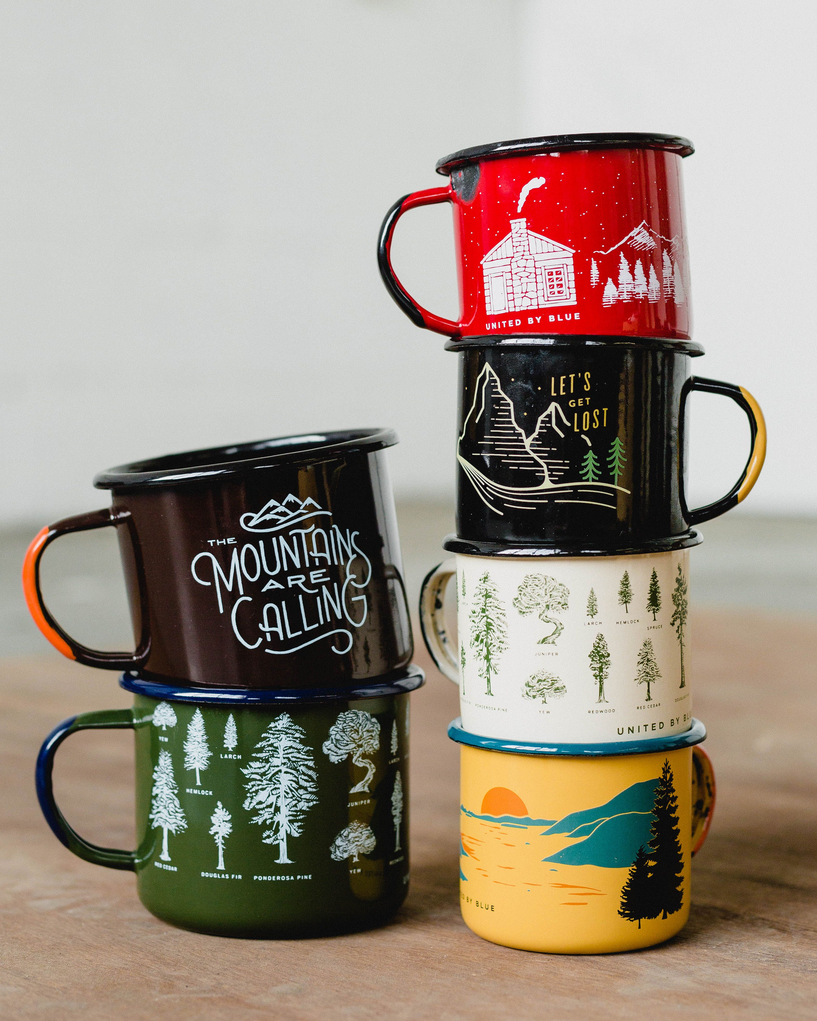Meet the newest additions to the United By Blue enamelware